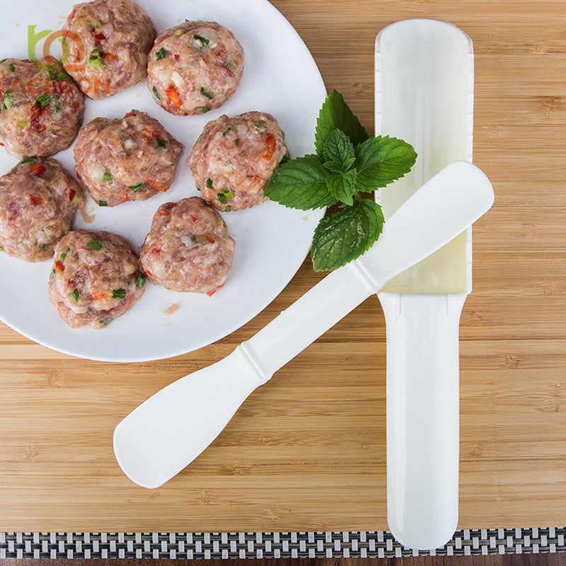 Boule de viande pratique pour le bricolage | 1 pièce, pratique, Pattie Fish Beaf boules de viande, ensembles de hamburgers, outils de cuisine domestiques, Gadgets accessoires