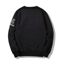 Spring Sweatshirt Men Fashion Hoodies Mens