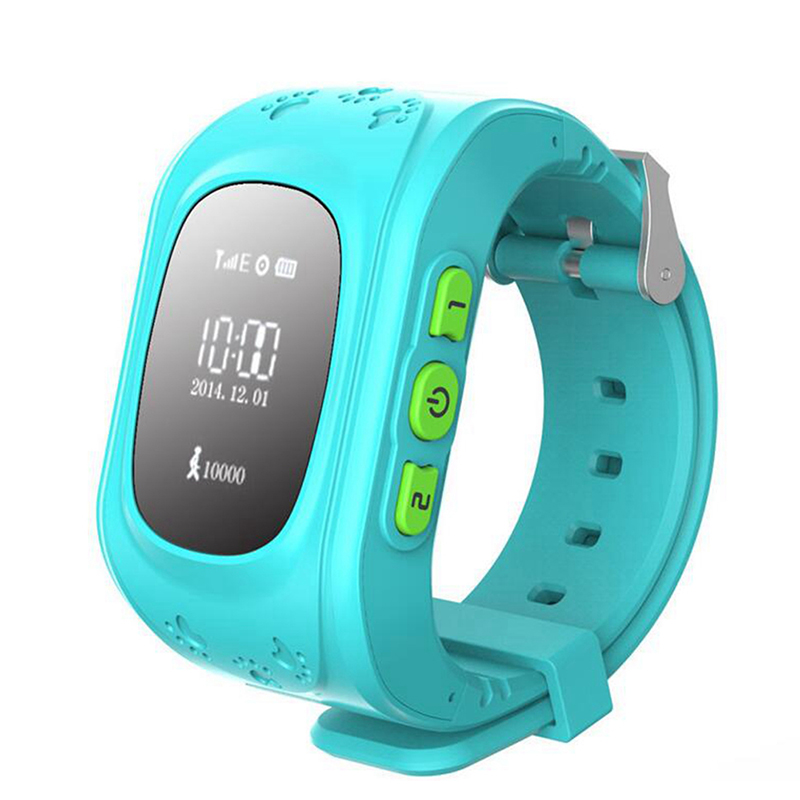 Q50 Smart Watch Kid Safe Wristwatch GSM <font><b>GPS</b></font> Finder Locator <font><b>Tracker</b></font> SIM SOS Anti-Lost Smart Watch Children Watch for iOS Android