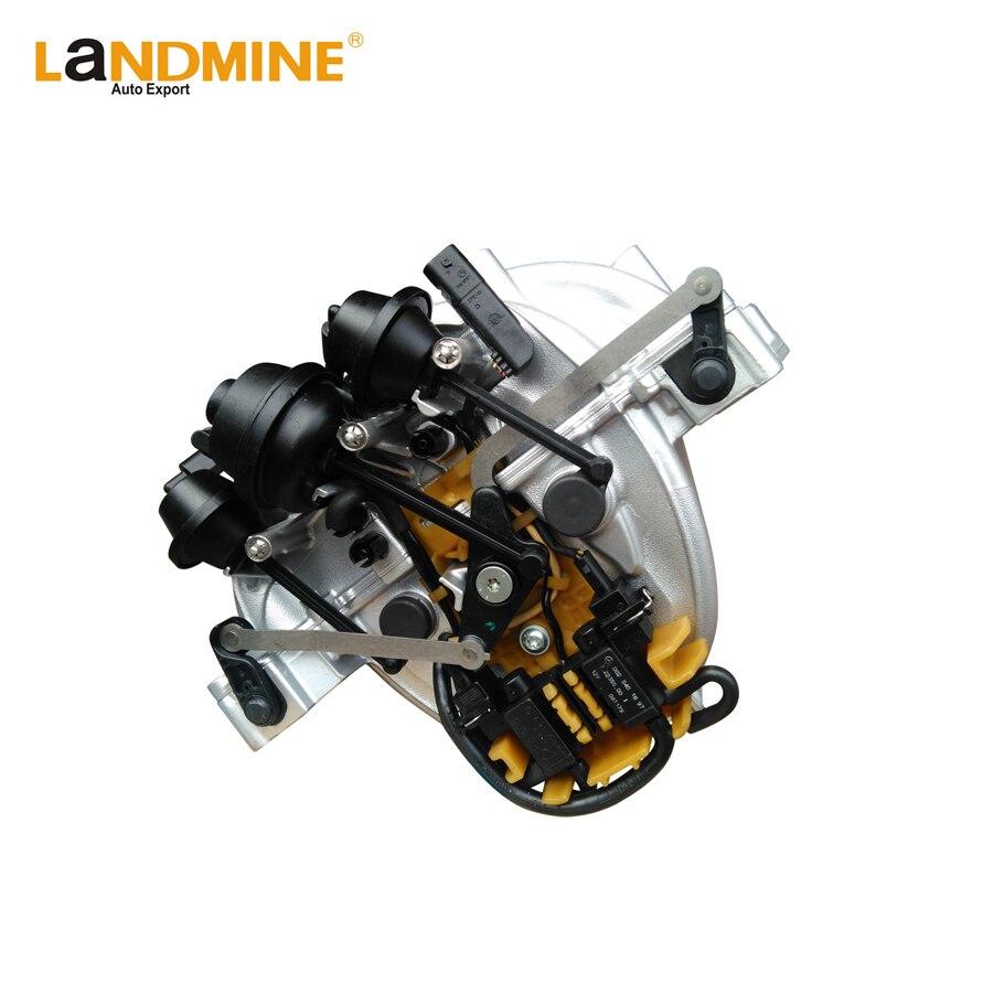 Бесплатная доставка 2008 2011 Ремонтный комплект Впускной коллектор сборки для мл GLK r350 SLK m272 m273 V6 Двигатели для автомобиля 2721402401 2721412380