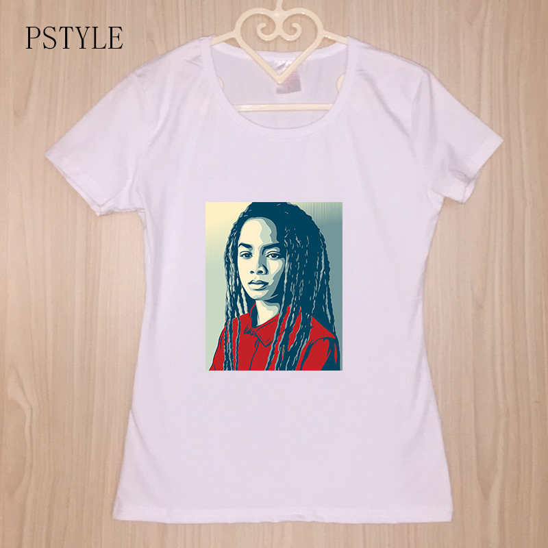 Summer T Shirt for Women We Are People Political Art In Trump Print Tee Shirt Short Sleeve Basic Design White Tops Drop Ship