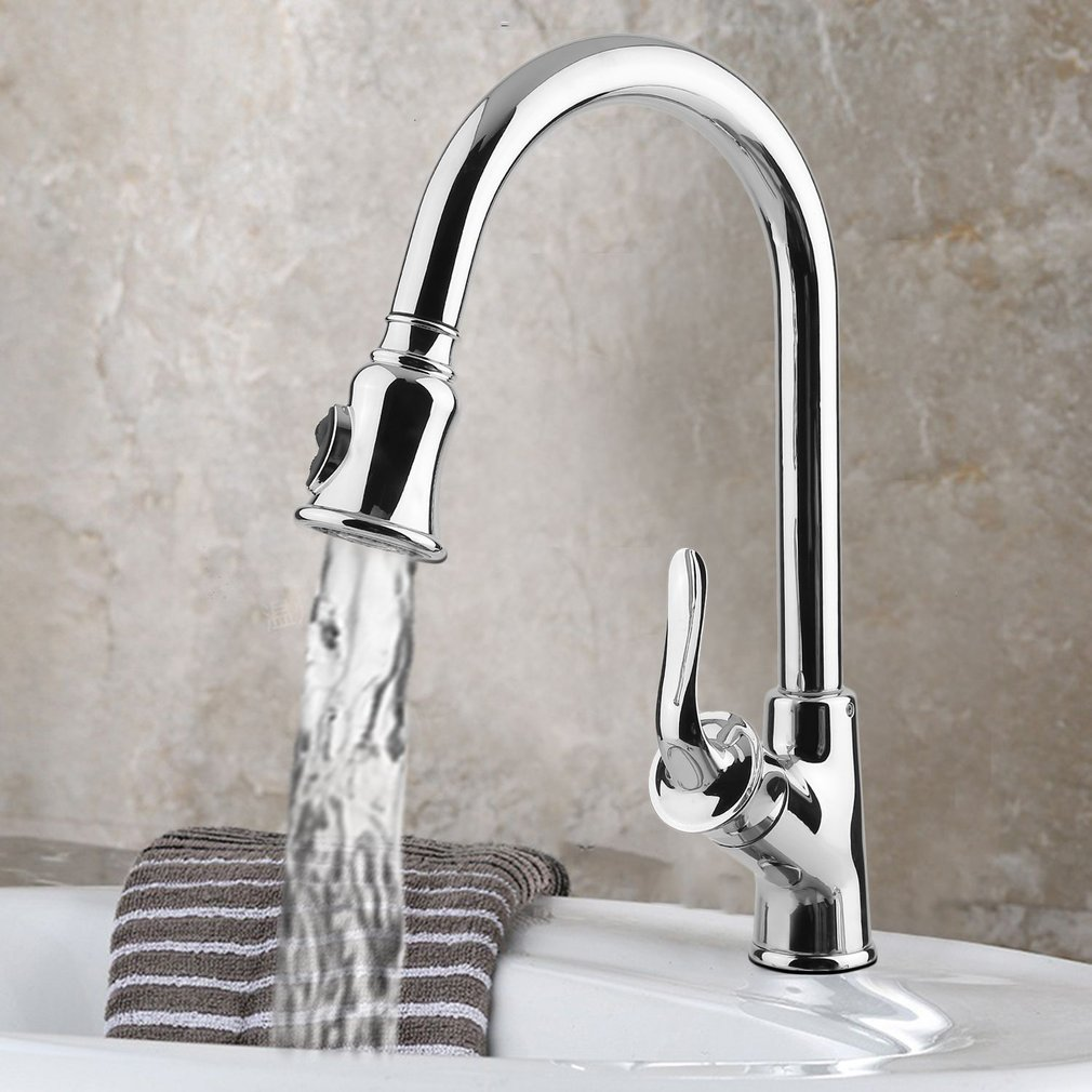 JOMOO Extensible Mixer Tap 360 Degree Swivel Faucet Hot Cold Kitchen Sink Faucet Extendable Water Tap Kitchen AccessoriesJOMOO Extensible Mixer Tap 360 Degree Swivel Faucet Hot Cold Kitchen Sink Faucet Extendable Water Tap Kitchen Accessories