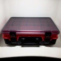 Y068 낚시 태클 태클 민물 바다 낚시 휴대용 미끼 상자 상자 야외 낚시 용품 장비
