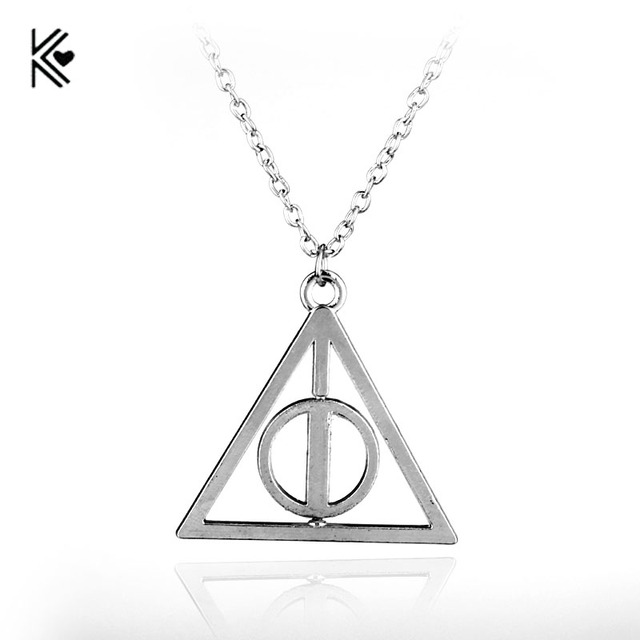 women collections minimal pretty nest triangle all things pendant necklace products