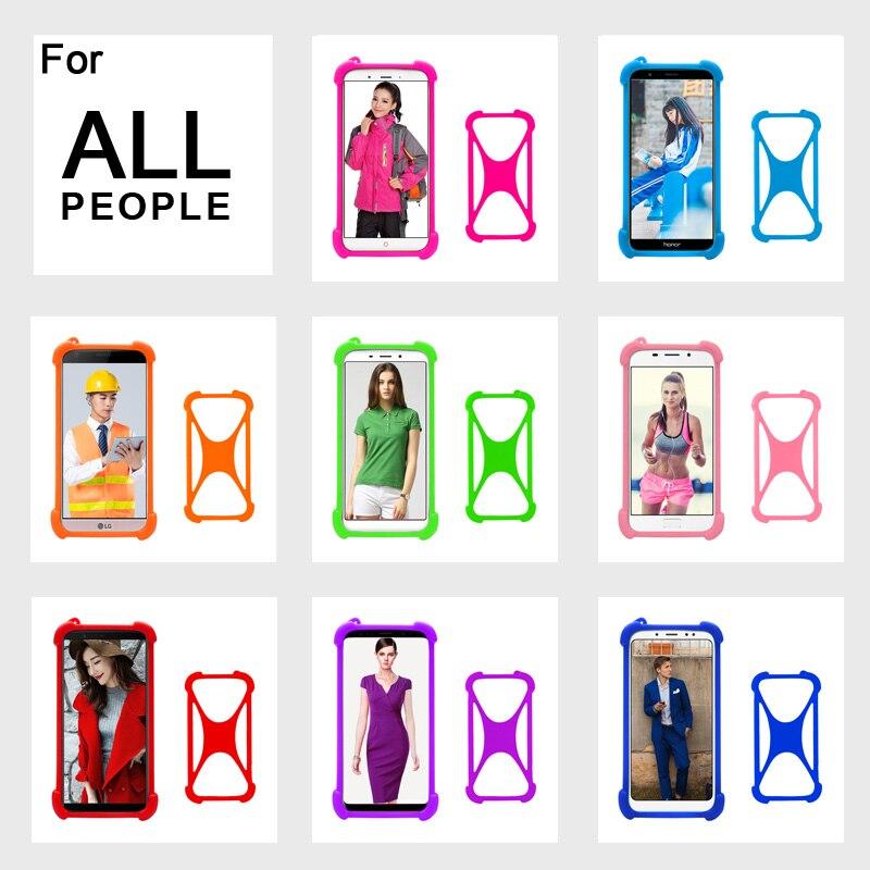 Kyocera rafre case cover Soft silicon universal case for Kyocera DIGNO G Case Hot selling Kyocera Digno W V Phone case frame