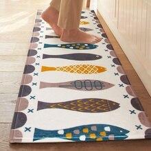 Schlafzimmer Küche fußmatte Bad wc füße Matte rutschfeste Teppich