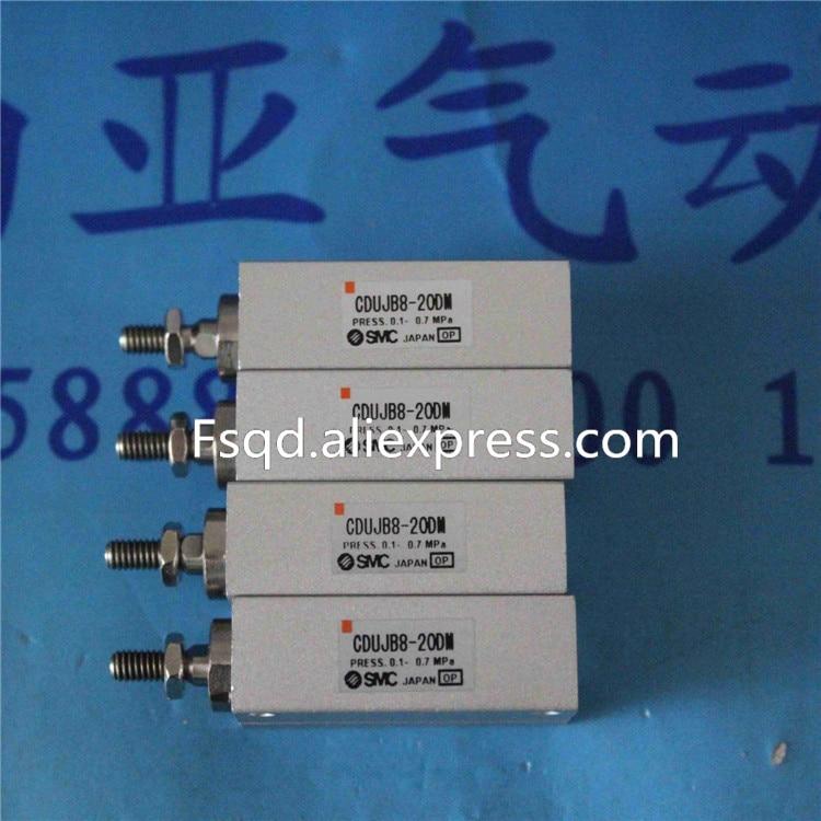 CDUJB8-20DM CDUJB8-25DM CDUJB8-30DM   SMC Mini  free Mount Cylinder pneumatic component .CDUJB series cxsm10 10 cxsm10 20 cxsm10 25 smc dual rod cylinder basic type pneumatic component air tools cxsm series lots of stock
