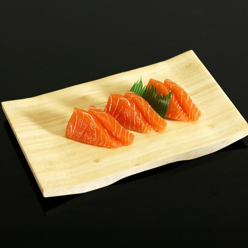 Nová jedinečná bambusová sushi stolička sushi podnosy talířové nádobí japonský styl japonské vaření večeře