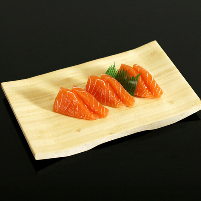 New Unique Bamboo Sushi Stool Sushi Trays Plate Tableware Japan Style  Japanese Cooking Dinner Service -in Sushi Tools from Home & Garden on