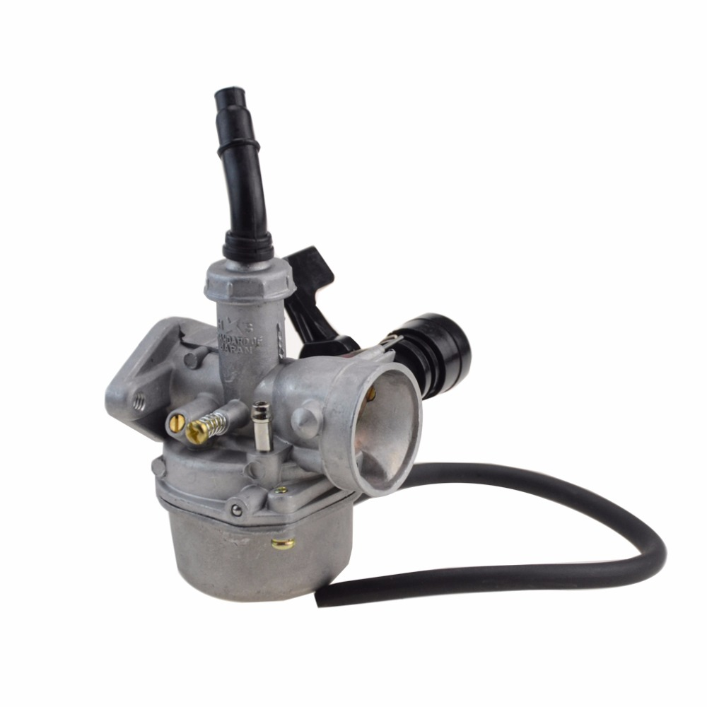 GOOFIT PZ19 Carburetor with Air Filter for 50cc 70cc 90cc 110cc 125cc Chinese ATV Go-Kart