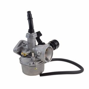 Image 4 - GOOFIT PZ19 Carburetor with Air Filter for Chinese 50cc 70cc 90cc 110cc 125cc ATV Scooter Dirt Bike Group 101