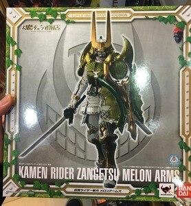 "Image 5 - BANDAI Tamashii initions SIC, Супер творческий CHOGOKIN эксклюзивный фигурку Kamen Rider Zangetsu Melon Arms от ""Gaim"""