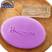 Handmade Resin Soap Making Stamp Mold Custom Clear Diy Natural Organic Glass Chapter Acrylic Chapters With Handle215