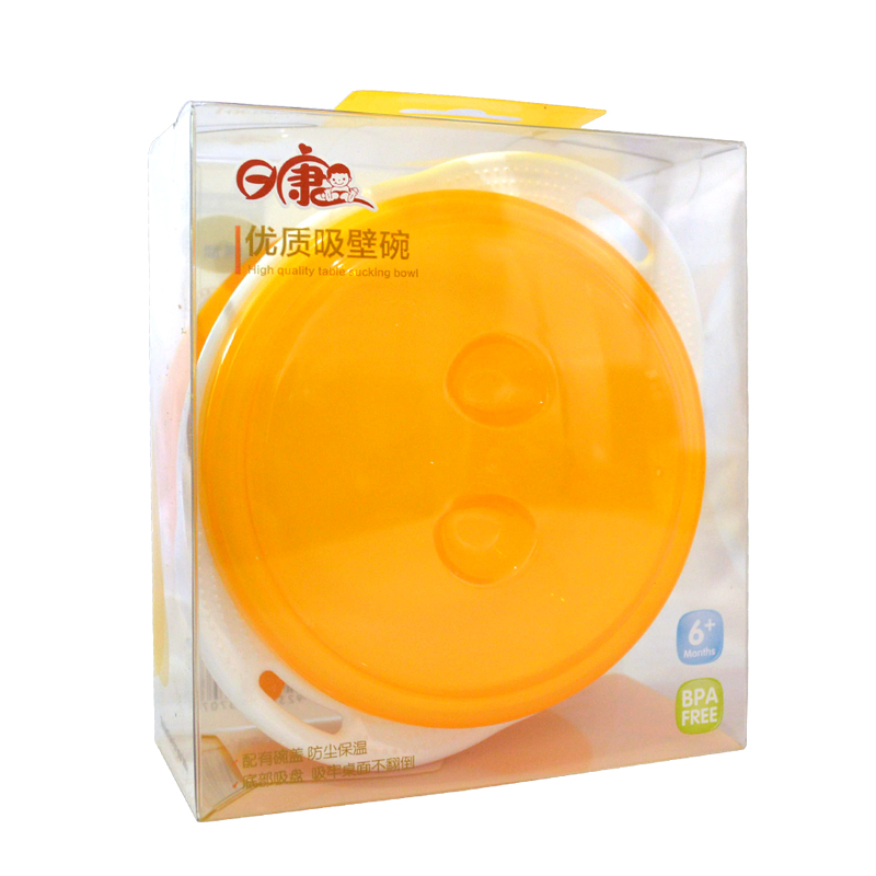 Sucker Bowl Suction Wall Bowl Children 39 s Dishes Baby Food Baby Feeding Dishes For Children Baby Plate Dish Kids Plate Child Dish in Dishes from Mother amp Kids