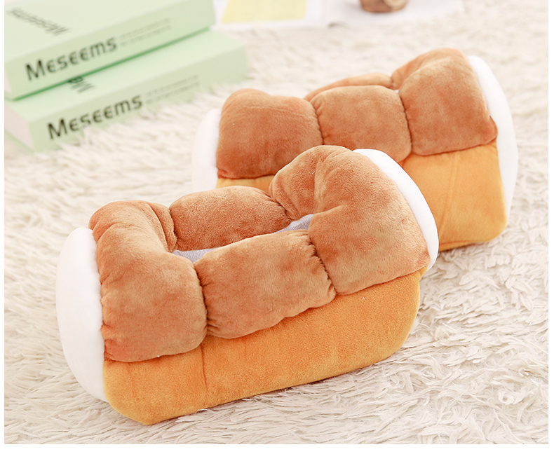 Cartoon Plush Toy Bread Tissue Box Cover Paper Towel Cases Birthday Gift #1258