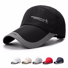 High quality spring men's golf caps outdoor shade cap sports baseball hats ponchos sun protection hat new high quality unisex golf hat black and white baseball cap embroidered sports golf cap free shipping