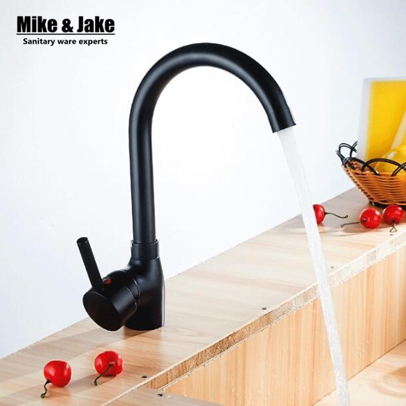 360 Ronating Spring Kitchen Faucet Quartzite Color Sink Tap Stone Basin Kitchen Tap Kithchen Faucets