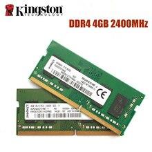 Kingston DDR4 4G 8G 16G Memoria del computer portatile RAM 2133 2400 Memoria DRAM Stick per Notebook 100% originale 4GB 8GB 16GB spedizione gratuita