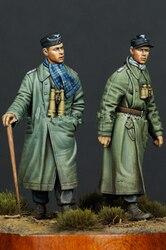 Pre order zabawki z żywicy 35138 Panzer oficer 1 sztuk. Div. (2 figurki) darmowa wysyłka|Części do narzędzi|Narzędzia -