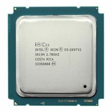 Intel Xeon E5 2697 V2 2.7 GHz 30 M Cache LGA 2011 SR19H E5 2697 V2 server CPU