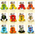 hot selling Total Support Headrest Baby Infant Car Travel Sleeping Frog Lion Pillow Head Neck Cartoon Seat Covers For Child