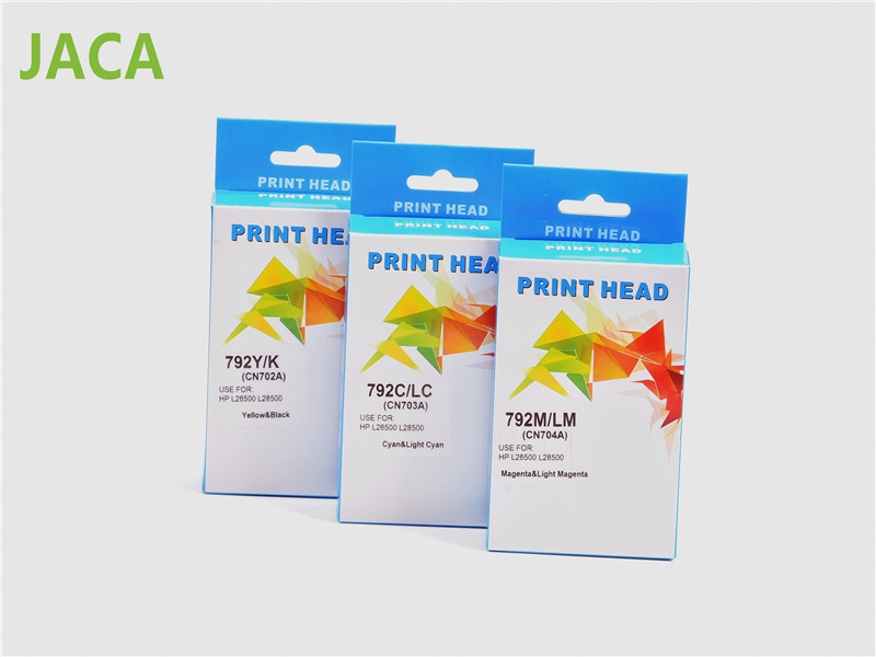 цена For HP 792 Printhead CN702A CN703A CN704A 792 Print Head For HP DesignJet Z26500 Z26800 210 260 280 printer онлайн в 2017 году