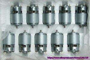 Image 3 - Mabuchi 42 мм 775 двигатель постоянного тока, 18 в 18200 об/мин, высокая скорость, большой крутящий момент, электродвигатель, бесплатная доставка