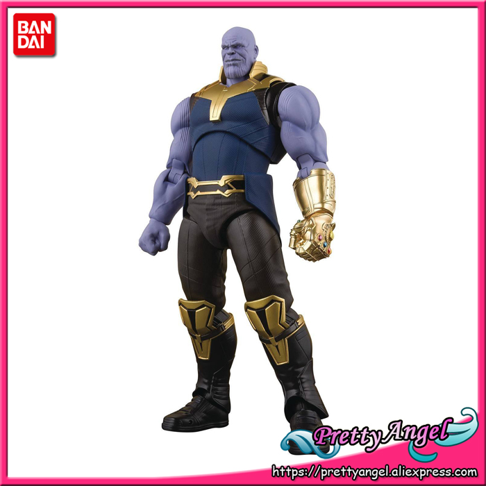 купить PrettyAngel - Genuine Bandai Tamashii Nations S.H. Figuarts Avengers: Infinity War Thanos Action Figure по цене 8759.98 рублей