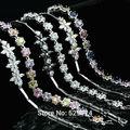 [Yinfeng] 2016 charme rhodium zircon pulseira marca de jóias de casamento de cristal presente para As Mulheres