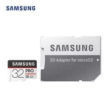 Высокое качество SAMSUNG 32 Гб 64 ГБ, Micro SD карта, класс 10 128 GB карты памяти Microsd карта SDHC/SDXC PRO выносливость C10 UHS-1 модуль памяти Transflash карты памяти