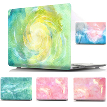 Nebula Pattern Hard Case Protective Cover Shell for Apple Mac MacBook Air 11 13 Pro 12 13 15 Fashion Women Men Bag Sleeve цена и фото