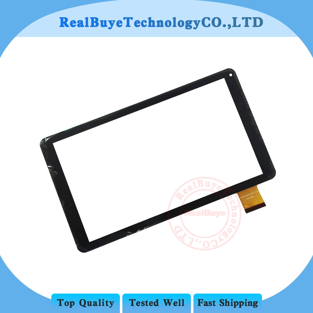 A+ New 10.1'' Inch Touch Screen Panel Digitizer Sensor Repair Replacement Parts VTCP010A26-FPC-2.0 20150330