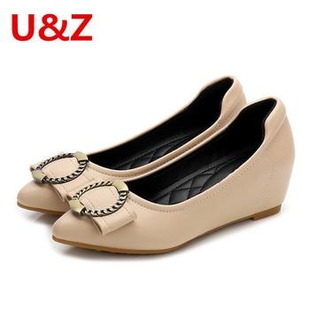 Zapatos cómodos para mujer, zapatos de tacón medio ligeros y saludables, cuñas combinables para niñas, zapatos de tacón medio elegantes para mujer