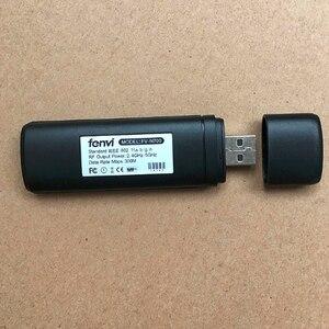 Image 2 - FV N700 ワイヤレス無線 LAN LAN アダプタ USB 2.0 ネットワークテレビカード 5 グラム 300 150mbps の無線 Lan ドングル用 WIS12ABGNX WIS09ABGN WIS12