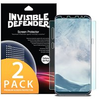 Ringke Full Coverage Screen Protector For Samsung Galaxy S8 Plus 6 2 Invisible Defender Thin HD