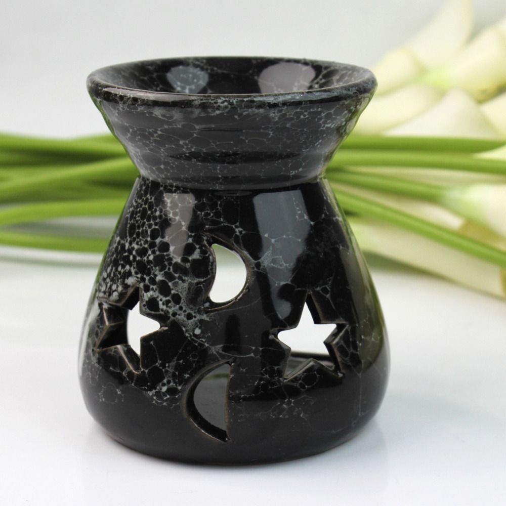 Ceramic Oil Burner ~ New durable candle ceramic scent essential oil burner