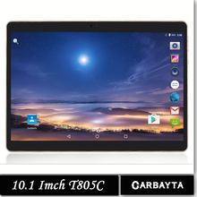2017 MTK8752 Octa Core 10.1 Pulgadas tablet Android Tablet 4 GB RAM 32 GB 64 GB ROM Dual SIM Bluetooth GPS para Android 7.0 10 Tablet PC