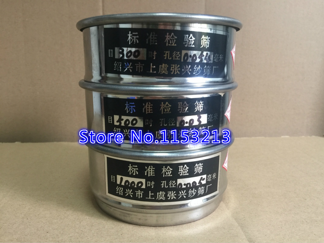 R10cm Aperture 0.063/0.05/0.03/0.025/0.015mm 304 stainless steel Standard Laboratory Test Sampling Inspection Pharmacopeia sieve dn19 manual sanitary aseptic sampling valve