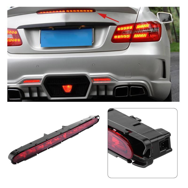 VODOOL For Benz W211 E200 E240 E260 E280 E300 E350 Car Auto Rear Trunk LED Stop Brake Light Car Styling Accessories special car trunk mats for toyota all models corolla camry rav4 auris prius yalis avensis 2014 accessories car styling auto