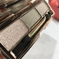 2016 Hot Professional maquiagem sombra eye moda 3-cor diamantes brilho sombra à prova d ' água não desaparecer frete grátis S585