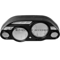 Motorcycle Speedo Meter Guages Cover For Kawasaki ZZR400 1993 1994 1995 1996 1997 ZZR600 1993 1996 Motorbike odometer Cover