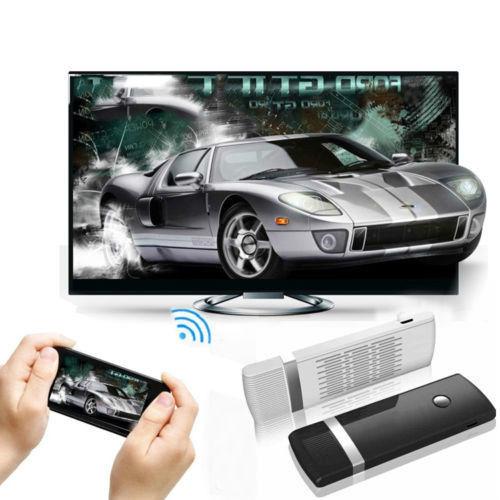 imágenes para Wireless wifi dongle hdmi del teléfono a la tv adaptador de vídeo para ipad air iphone 5 6 7 plus samsung s5 s6 s7 edge note 5 4 htc lg sony