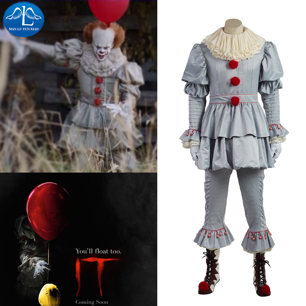 Online Get Cheap Pennywise The Clown Costume -Aliexpress.com ...