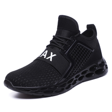 حذاء كاجوال عالي الجودة مقاس 10 12 طباعة نار سوداء ارتفاع زيادة الانزلاق على الراحة الدانتيل يصل المشي شقة للرجال