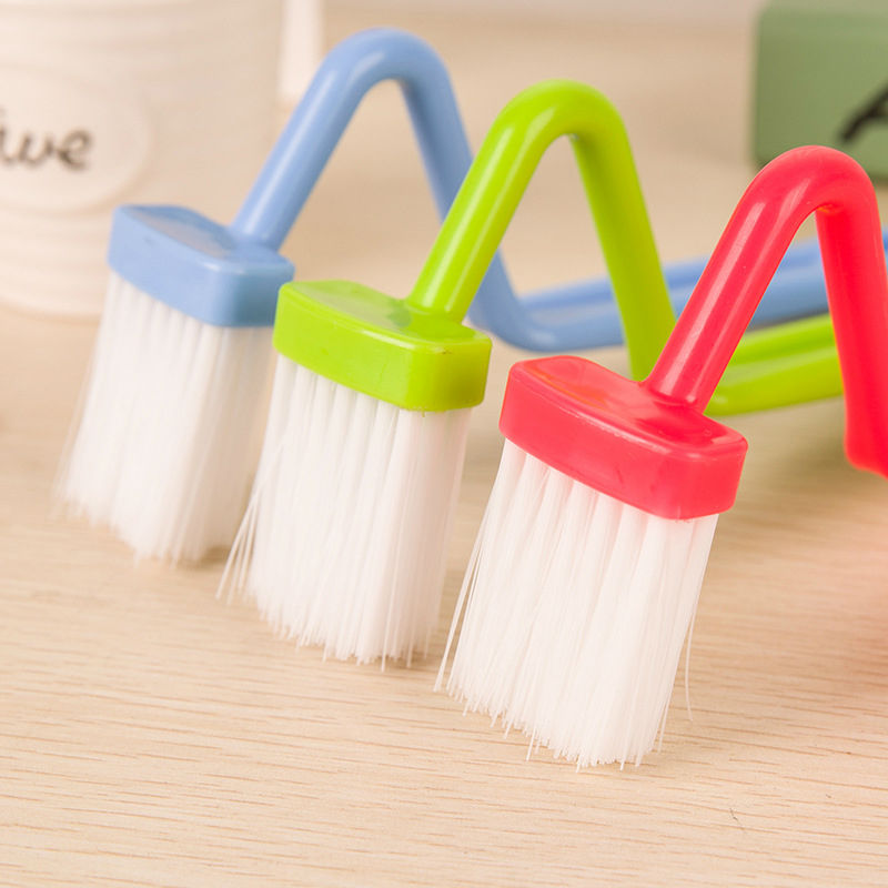 Moda  Caliente Portable Toilet Brush de tipo V Scrubber Cleaner Clean Cepillo Be