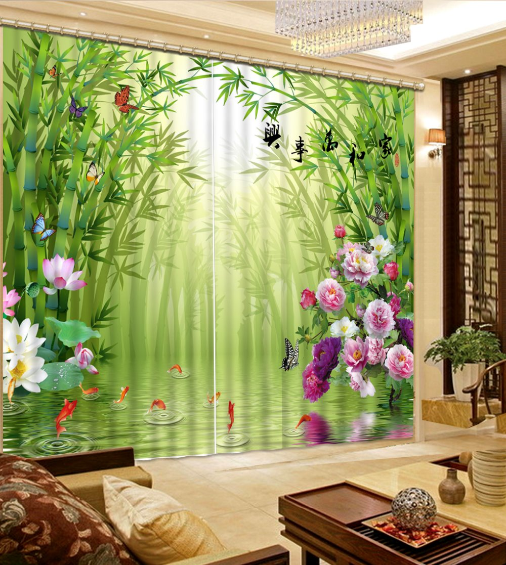 Popular Luxury Living Room Curtains-Buy Cheap Luxury Living Room ...