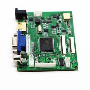 Image 4 - HDMI+VGA+ 2AV+Audio 40pin 50pin LCD Driver Controller Board Kit for Panel AT065TN14/AT070TN90/AT070TN92/AT070TN94/AT090TN10