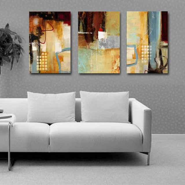 Modern Abstract Painting Canvas Printings Picture HD Prints Canvas ...