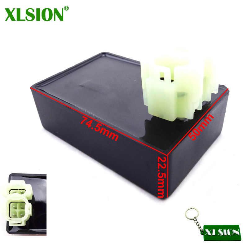 XLSION ignición CDI REV caja para Kymco agilidad 50 125 personas 4T 150 Sento 50 Scooter