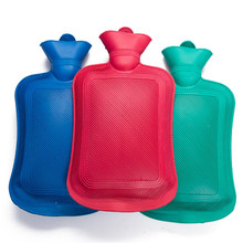 Hot Water Bottle Thick High Density Rubber Hot Water Bag Hand Warming Water Bottles Winter Hot Water Bags Bottle cheap SW5226 Water-filling Hot-water Bag 125-290g pc S M L XL Water filling hot water bag Bottle for water Heater